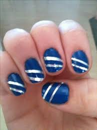 11 best royal blue nails images on pinterest royal blue nails