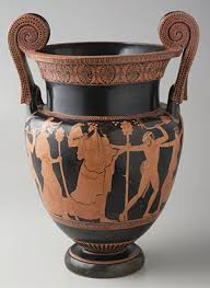 Greek Red Figure Vase Minneapolis Institute Of Arts Returns Greek Pottery To Italy