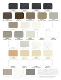 Powder Coat Color Charts Mile High Powder Coating Inc