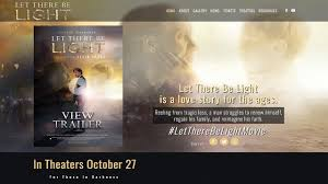 let there be light movie com sam sorbo let there be light youtube