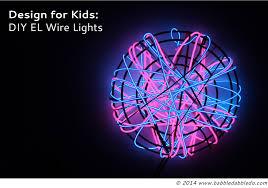 design for diy lights babble dabble do