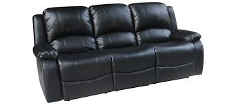 Black Leather Sofa Recliner Black Leather Sofas Leather Sofa World