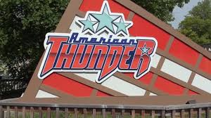 St Louis Six Flags Ticket Prices American Thunder Six Flags St Louis Youtube