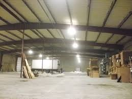 foam insulation on warehouse ceiling spray foam contractors http