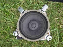 lexus is250 accessories malaysia 06 11 lexus is250 is350 rear shelf deck speaker cover oem