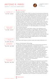 Sample Resume For Ceo by President And Ceo Resume Samples Visualcv Resume Samples Database