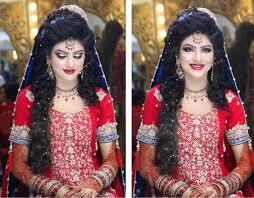 Trendy Pakistani Bridal Hairstyles 2017 New Wedding Hairstyles Look Latest Pakistani Bridal Hairstyles 2017 For Girlslatest Bridal