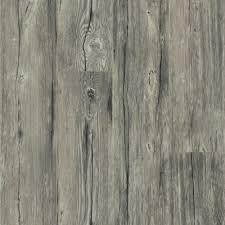 supreme click elite waterproof vinyl plank grey sky