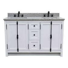 bathroom vanity no sink bathroom vanity with toe kick d double bath vanity in white with
