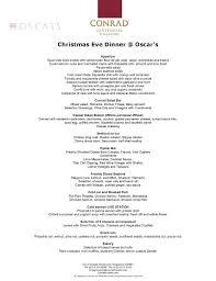 christmas eve dinner menu learntoride co
