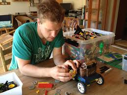 kid play car how to build a steam powered lego car constructing kids