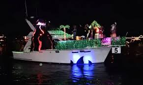 huntington harbor cruise of lights holiday boat parades in southern california