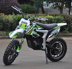 fastest motocross bike the rebo yz500l 36v lithium battery electric off road mini dirt