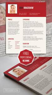 Photo Resume Template Free 69 Best Free Resume Templates For Word Images On Pinterest Free