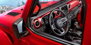 hennessey jeep wrangler new jeep wrangler interior exposed and looking good