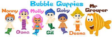 bubbleguppies explore bubbleguppies deviantart