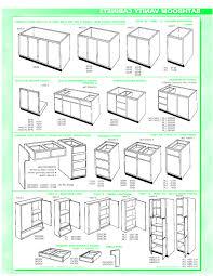 standard kitchen cabinet sizes m4y us