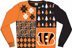 nfl sweaters how about bengals sweaters cincy jungle