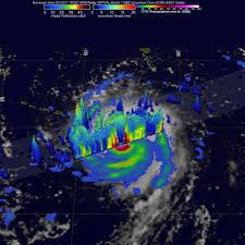 Mexico Hurricane Map by A Nasa Triple View Of Hurricane Franklin U0027s Fade Out Nasa