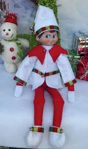 on the shelf doll on the shelf felt apron clothing by noniescustomcreation