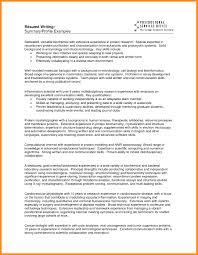 summary for resume 6 profile summary resume exles laredo roses summary for resume