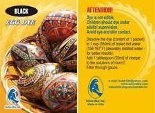 pysanky dye easter egg dye ebay