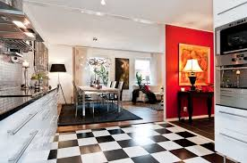 carrelage noir et blanc cuisine stunning cuisine avec carrelage noir et blanc photos design trends