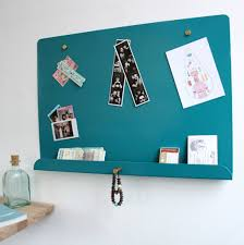 myosotis magnetic noticeboard by psalt design notonthehighstreet com
