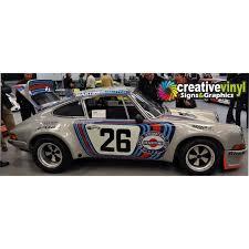 porsche 911 kit porsche 911 rsr martini graphics kit