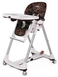 chaise haute siesta peg perego chaise haute bébé siesta noce en solde