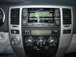 toyota 4runner radio why is it so to a dbl din radio rds toyota 4runner