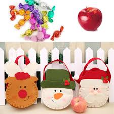 candy apple bags 2017 gift candy bag christmas apple bag holder non