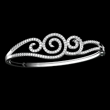 diamond bracelet ladies images Diamond ladies bracelet dazzle jewells manufacturer in jpg