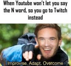 Nothing Meme - pewdiepie did nothing wrong meme by captainrex memedroid