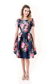 jurken huren chi chi london butterfly midi dress colorful