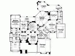 Southwestern Floor Plans Eplans Mediterranean House Plan Two Story Southwestern Design
