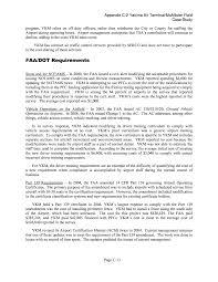 appendix c case studies data supporting the impact of regulatory