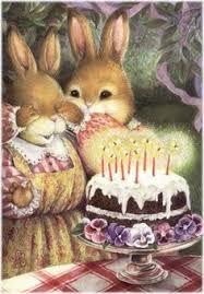 susan wheeler cards details about 823 gc susan wheeler rabbit birthday greeting