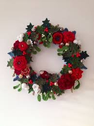 best 25 crochet wreath ideas on crochet ornaments