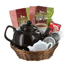 coffee and tea gift baskets earl grey tea gift basket