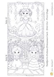 printable thanksgiving cards to color hattifant u0027s endless princesses card hattifant