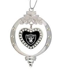 raiders ornaments astonishing design football