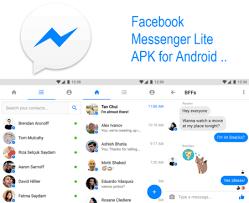 lite apk messenger lite apk for android via direct link