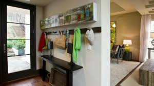 practical mudroom design tips video hgtv
