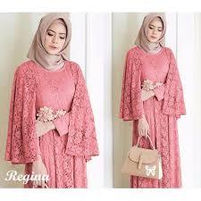 Baju Muslim Wanita info harga baju muslim jumpsuit dress wanita gamis pesta