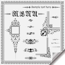 free ornament frame free vector 13 979 free vector for