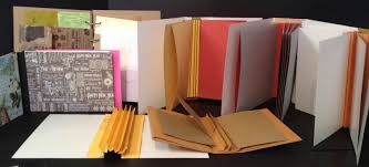 pocket photo albums annes papercreations how to make hinges spines and binding for