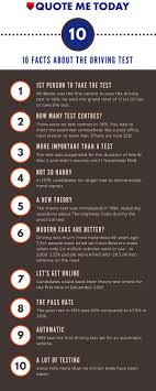 10 facts about the uk driving test quote me today