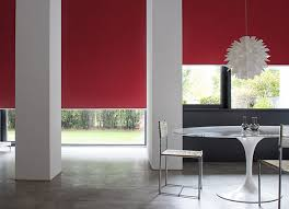 Red Blackout Blind Blackout Shades Blackout Blinds The Shade Store