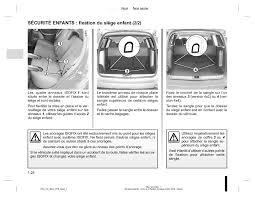 fixation siege auto isofix fixation siège auto duster dacia forum marques